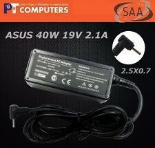 19V 2.1A 40W lAC Adapter Laptop Charger for ASUS Eee PC 1101 1201 etc