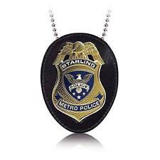 DC Comics Licensed Green ARROW TV Show STARLING CITY Police Badge PROP Replica