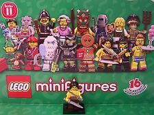 BARBARIAN Series 11 LEGO Minifigures (71002) FREE Checklist Included