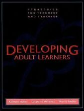 Developing Adult Learners: Strategies for Teachers and Trainers, Fiddler, Morris