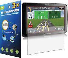 3x Clear LCD Screen Protector Magellan RoadMate 9020T-LM 9212T-LM 9250T-LMB GPS