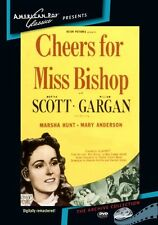 Cheers For Miss Bishop (2015, REGION 1 DVD New)