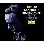 Claude Debussy - Arturo Benedetti Michelangeli Plays Debussy (1996)