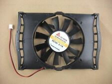 75mm VGA Fan For ASUS EAH4830 4650 4670 EN9600GT 9500GT 2Pin YD128015LL-R 285