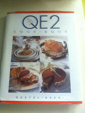 The QE2 Cook Book by Gretel Beer (2000, Hardcover)  Store#3253