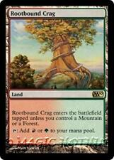 ROOTBOUND CRAG M10 Magic 2010 MTG Land RARE