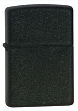 Zippo 236 black crackle cigar Lighter