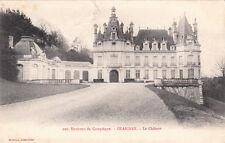 GLAIGNES 200 environs de COMPIEGNE le château timbrée 1904