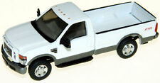 HO RIVER POINT STATION White Ford F-350 Fx4 Regular Cab  : 1/87 Model Truck