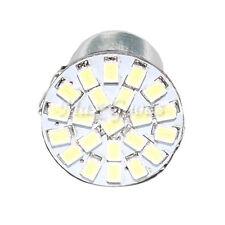 2PCS 1156 BA15S P21W 1129 1206 Car White 22 SMD LED Stop and Single Light Bulb