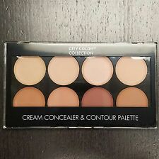 City Color Collection Cream Concealer Palette