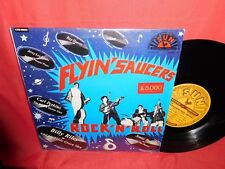 FLYIN' SAUCERS Rock,n,Roll 10inch 33rpm LP ITALY 1982 MINT-