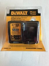 Brand New Sealed DEWALT 20V 20 VOLT MAX LITHIUM ION BATTERY CHARGER DCB115