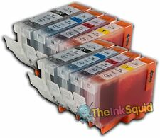8 Canon Pixma PGI-5 CLI-8 Ink Cartridges for MP510