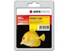 AGFA PHOTO  GELB  T1284 yellow  85% more ink / mehr Tinte Inhalt 6,5ml