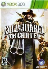 Call of Juarez: The Cartel -- Xbox 360 -- CiB NM -- SEE DESCRIPTION
