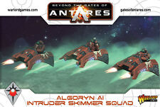 Warlord Games Beyond The Gates Of Antares Algoryn AI Intruder Skimmer Squad