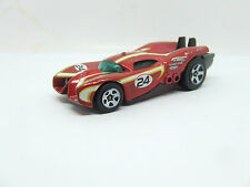 PROTOTYPE H 24 IN METALLIC RED HOT WHEELS