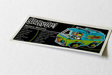 Lego Creator UCS / MOC Sticker for The Mystery Machine 75902