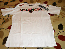VALENCIA TRAINING TEE SHIRT XXL BOYS BRAND NEW TAGGED
