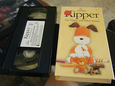 Kipper - The Visitor and Other Stories (VHS, 1999)