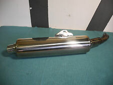 Auspufftopf rechts Silencer right Honda VTR1000F SC36 BJ.01-03  used as New