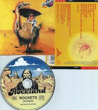 ROCKETS-ATOMIC-1982-REMASTERED IN 2000-FRANCE-ROCKLAND/CGD 4-017-110466-CD-MINT-
