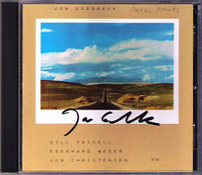 Jan GARBAREK Signed PATHS, PRINTS Eberhard Weber ECM CD Bill Frisell Christensen
