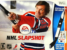 Nintendo Wii Game NHL SLAPSHOT - Disc Only