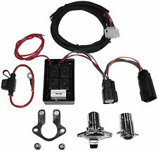 Khrome Werks 5-Pin Connector Kit with Isolator Module 720584 49-1145 3902-0084