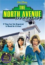 THE NORTH AVENUE IRREGULARS Disney DVD NEW