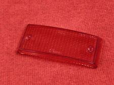 Rücklichtglas rot Piaggio Vespa Bajaj Fiem 18201052 rechteckig Motorroller