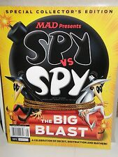"Mad    spy vs spy  ""the big blast"" . . . .  2016 magazine new/unread/no-label"