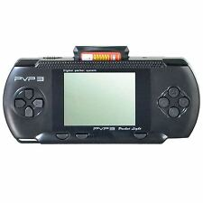 PXP PVP Portable Video Game 16bit Handheld Console 150 Retro Megadrive Black NEW