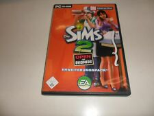 PC  Die Sims 2: Open For Business (4)