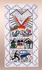 Arazzo Peruviano da appendere , Peruvian tapestry