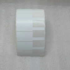 1000pcs Network Cable Label Sticker White Color P Shape Waterproof free shipping