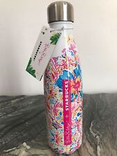 Lilly Pulitzer + Starbucks SWELL S'well Bottle Limited Edition
