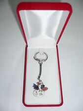 2000 Olympic Games Sydney Original Olympic Keychain with Mascot OLLY & Case No4