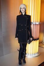 chanel runway dress Jacket Coat Very Chic & Elegant Comes with chanel Paper bag