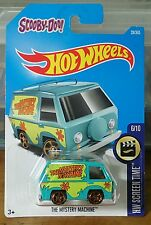 Hot Wheels Scooby-Doo The Mystery Machine