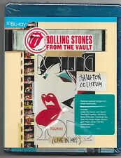 Rolling Stones - From The Vault-Hampton Coliseum Live In 1981 B/Ray Free Post