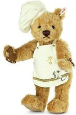 STEIFF Luxury Mohair Large Baker Ted Limited New Fully Jointed Teddy Bear 021244