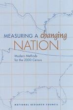 Measuring a Changing Nation: Modern Methods for the 2000 Census (Compa-ExLibrary