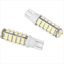 SODIAL (R) 2 x T10 W5W 68 SMD LED Gluehlampe Lampe 12V Auto Licht - Weiss GY