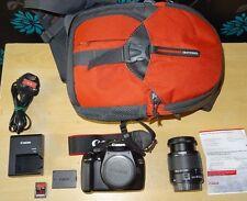 Canon EOS 1100D fotocamera reflex digitale 12.2MP + EF-S 18-55mm III Lens + extra