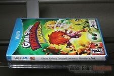 Giana Sisters: Twisted Dreams (Wii U, 2015) Y-FOLD SEALED! - EXCELLENT!