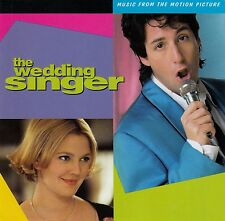 THE WEDDING SINGER - MUSIC FROM THE MOTION PICTURE / CD - TOP-ZUSTAND
