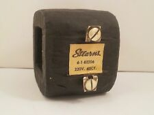 STEARNS COIL 6-1-82206  220 VOLTS/ 60 CY