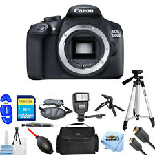 Canon EOS Rebel T6/1300D DSLR Camera (Body)!! EVERYTHING YOU NEED BUNDLE NEW!!
